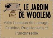 Jardin priv for Le jardin de woolens